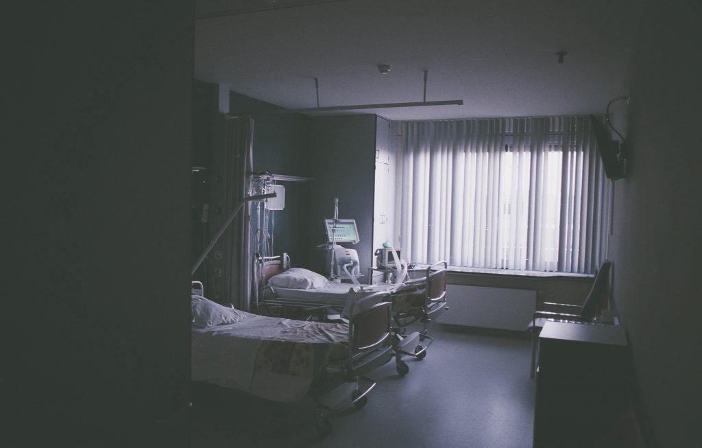 szpitalna sala zabiegowa
