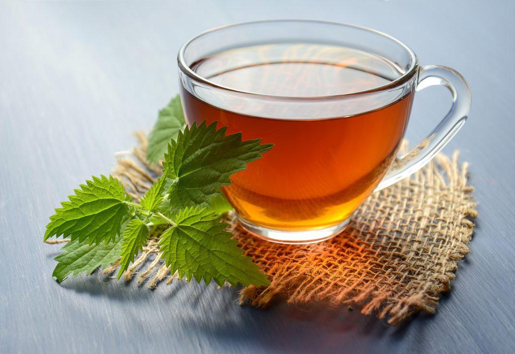 zioła herbatka